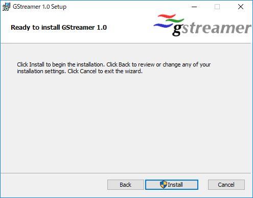 Windows版GStreamerのインストール手順 - あきらちんの技術メモ